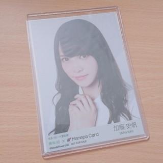 ケヤキザカフォーティーシックス(欅坂46(けやき坂46))の加藤史帆 生写真(アイドルグッズ)