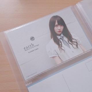 ケヤキザカフォーティーシックス(欅坂46(けやき坂46))の加藤史帆 ポストカード(アイドルグッズ)