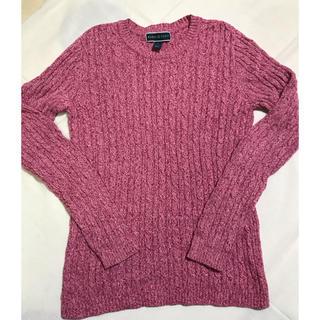 カレンウォーカー(KAREN WALKER)の100%コットンのセーター‼️(ニット/セーター)