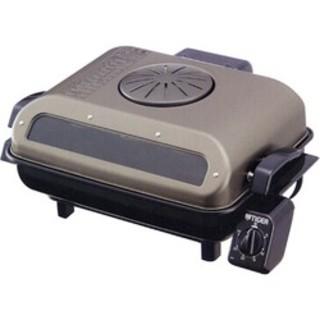 タイガー(TIGER)のタイガー TIGER KFA-G130 フィッシュロースター メタリックブラウン(調理機器)