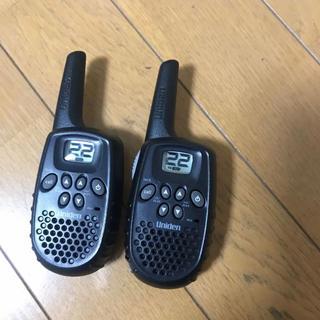 UNIDEN 双方向無線通話機(アマチュア無線)