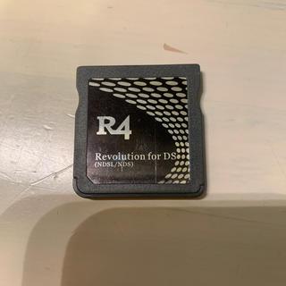 ニンテンドーDS(ニンテンドーDS)のR4 DS(携帯用ゲームソフト)