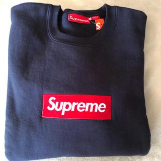 シュプリーム(Supreme)のsupreme 15aw Box Logo Crewneck(スウェット)