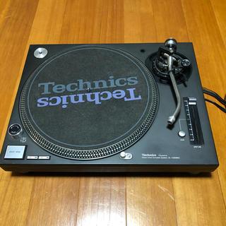 パナソニック(Panasonic)のまゆみ様 専用 Technics SL-1200MK5ターンテーブル ブラック(ターンテーブル)