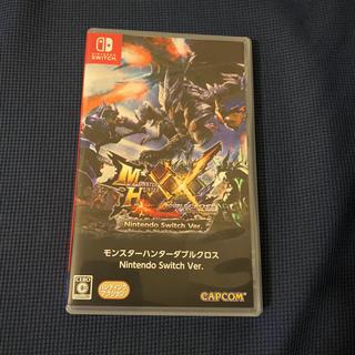 ニンテンドースイッチ(Nintendo Switch)のモンスターハンターダブルクロス(携帯用ゲームソフト)