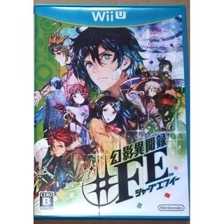 ウィーユー(Wii U)のWiiU 幻影異聞録 #FE(家庭用ゲームソフト)