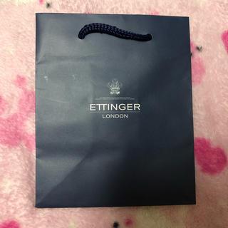 エッティンガー(ETTINGER)のショップ袋 ETTINGER(ショップ袋)