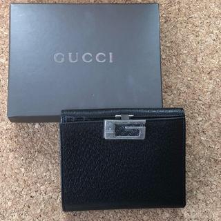 グッチ(Gucci)のGUCCI 未使用 二つ折り財布(折り財布)