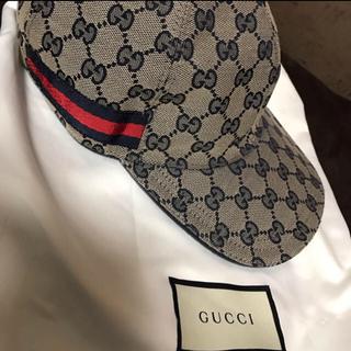 グッチ(Gucci)のGUCCI キャップ 確実正規品(キャップ)