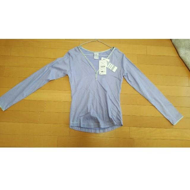 adidas(アディダス)のadidas カットソー レディースのトップス(Tシャツ(長袖/七分))の商品写真