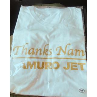 ジャル(ニホンコウクウ)(JAL(日本航空))の未開封*amurojet Tシャツ 安室奈美恵(ミュージシャン)