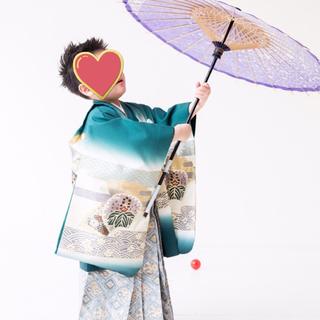 美品☆753袴☆フルセット☆格安