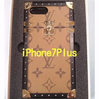 ルイヴィトン(LOUIS VUITTON)のルイヴィトン アイトランク(iPhoneケース)