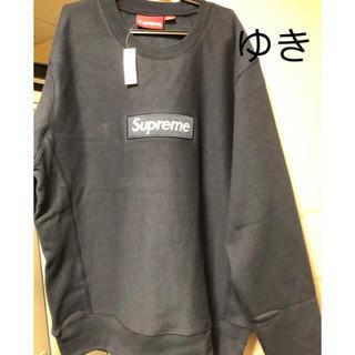 シュプリーム(Supreme)のSupreme Box Logo Crewneck  18aw(スウェット)