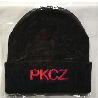 サンダイメジェイソウルブラザーズ(三代目 J Soul Brothers)の三代目JSB  PKCZ ニット帽子(ミュージシャン)