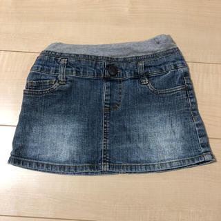エムピーエス(MPS)のMPS デニム スカート デニムスカート 120(スカート)