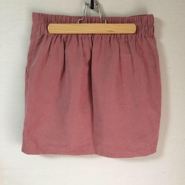 mystic(ミスティック)のmystic タイトスカート ピンク M レディースのスカート(ひざ丈スカート)の商品写真