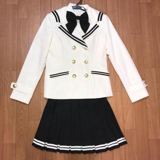レピピアルマリオ(repipi armario)のレピピアルマリオの卒服5点セット(女の子用スーツ)(ドレス/フォーマル)