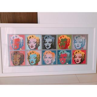 アンディウォーホル(Andy Warhol)のアンディウォーホル マリリン ポスター(その他)