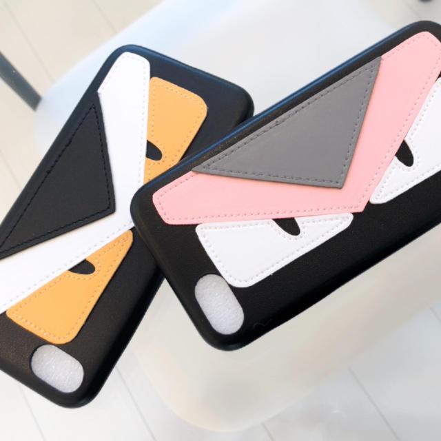 スマホ ケース iphone7 | 新品未使用 iPhoneケース 7 8 用 モンスター ブランド パロディの通販 by ☆*:.。845 style。.:*☆|ラクマ
