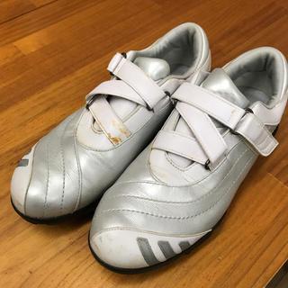 アディダス(adidas)のアディダス ゴルフシューズ 23.5cm(シューズ)