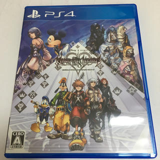 PlayStation4 - キングダムハーツ 2.8