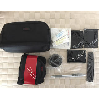 トゥミ(TUMI)のデルタ ビジネスクラスアメニティ TUMI(旅行用品)