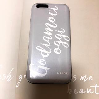 アイスー(i-SOOK)のisook アイスー 金子麻貴コラボ カード内蔵型iPhoneケース アイフォン(iPhoneケース)