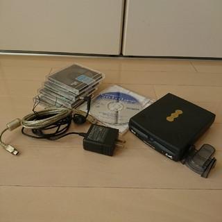 オリンパス(OLYMPUS)のオリンパス TURBO MO mini4 MO133U1(PC周辺機器)