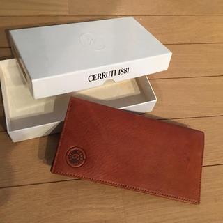 セルッティ(Cerruti)のCERRUTI 1881 本革長財布箱ナシ¥1000!(長財布)
