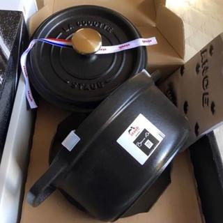 ストウブ(STAUB)のストウブ Staub ピコ ココット ラウンド 16cm (鍋/フライパン)