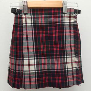 ラルフローレン(Ralph Lauren)のラルフローレン スカート120㎝ チェック柄!受験 入学式 卒園式(スカート)