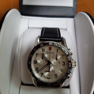 ビクトリノックス(VICTORINOX)のVICTORINOX(ビクトリノックス)クロノグラフ腕時計(腕時計(アナログ))