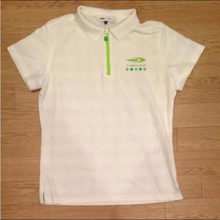 ティゴラ(TIGORA)のTIGORA ゴルフウェア ポロシャツ(ウエア)
