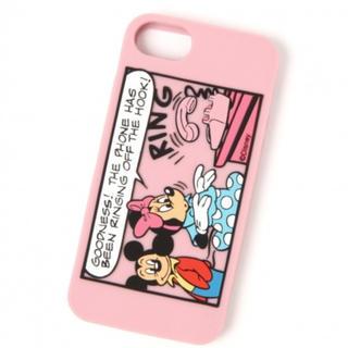 ニコアンド(niko and...)の【Disney(ディズニー)】シリコン iPhone6/6s/7/8 ケース(iPhoneケース)