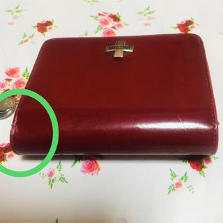 モスキーノ(MOSCHINO)の♡お値下げ♡ モスキーノ財布  二つ折り財布 レディース(財布)