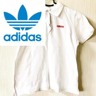 アディダス(adidas)のadidas ポロシャツ ポロ 80s 90s(ポロシャツ)
