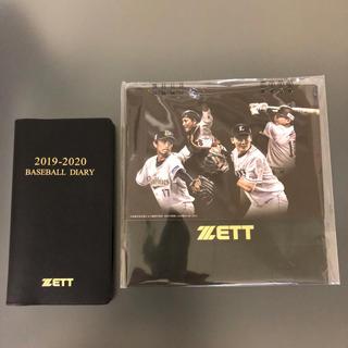 ゼット(ZETT)のZETT手帳と卓上カレンダーのセット(手帳)