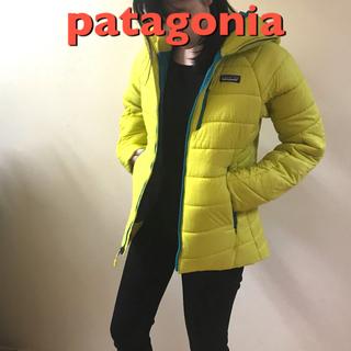 パタゴニア(patagonia)の未使用 ハイパーパフフーディS  パタゴニア(ダウンジャケット)