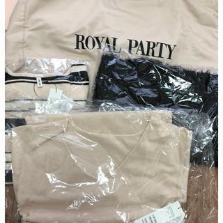ロイヤルパーティー(ROYAL PARTY)のロイヤルパーティー 福袋2019(ニット/セーター)