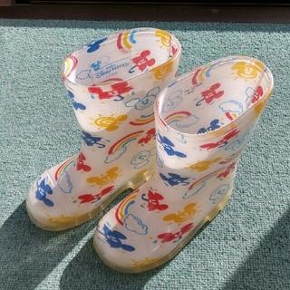 ディズニー(Disney)の東京ディズニーリゾート キッズ16cm レインブーツ 長靴(長靴/レインシューズ)