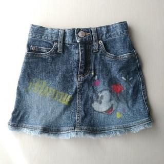 ディズニー(Disney)のディズニー 110 ミニーちゃんのスカート(スカート)