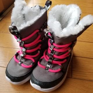 ナイキ(NIKE)の美品 15cm NIKE スノーブーツ(ブーツ)