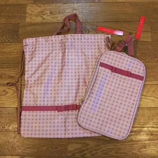 プライベートレーベル(PRIVATE LABEL)の体操服袋、シューズ袋  プライベートレーベル(体操着入れ)