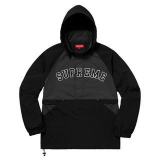 Supreme - Supreme Court Half Zip Pullover L