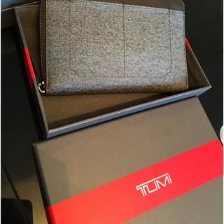 トゥミ(TUMI)の☆TUMI トゥミ お財布のようなパスポート入れ  国内正規品☆ベルト販売終了(旅行用品)