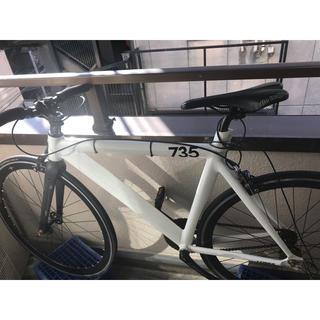 reader bike 735