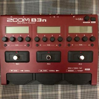 b3n エフェクター  iPhone用AUX付き(ベースエフェクター)