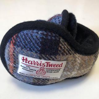 ハリスツイード(Harris Tweed)のHarris Tweed×BASECONTROL コラボ イヤマフラー(イヤマフラー)