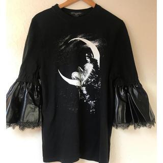 ジーヴィジーヴィ(G.V.G.V.)のdlycleanonlyリメイクTシャツ(シャツ/ブラウス(半袖/袖なし))